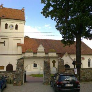 Wydminy Kościół