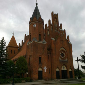 Kościół p.w. św.Bartłomieja wMiłomłynie