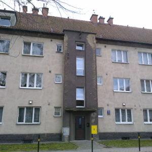 Budynek przy ul.S. Moniuszki wOlsztynie (2)