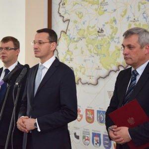 Artur Chojecki ponownie wojewodą warmińsko-mazurskim