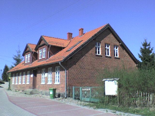 Dawna szkoła polska w Brąswałdzie (2)