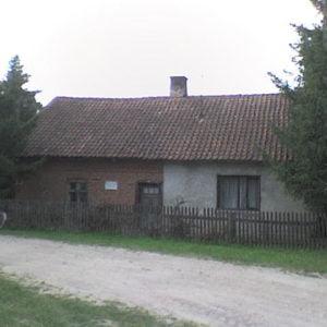 Dom, wktórymmieściła się polska szkoła wGiławach (1)