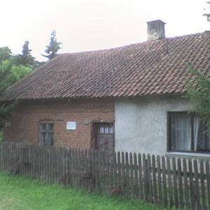 Dom, wktórymmieściła się polska szkoła wGiławach (2)