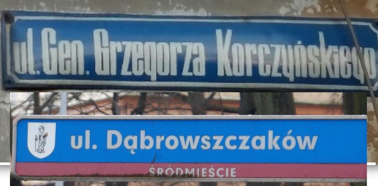Korczyńskiego Dąbrowszczaków