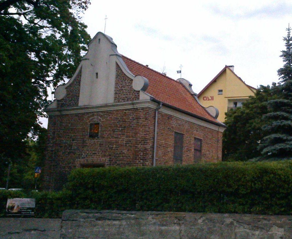 Kaplica Jerozolimska wOlsztynie