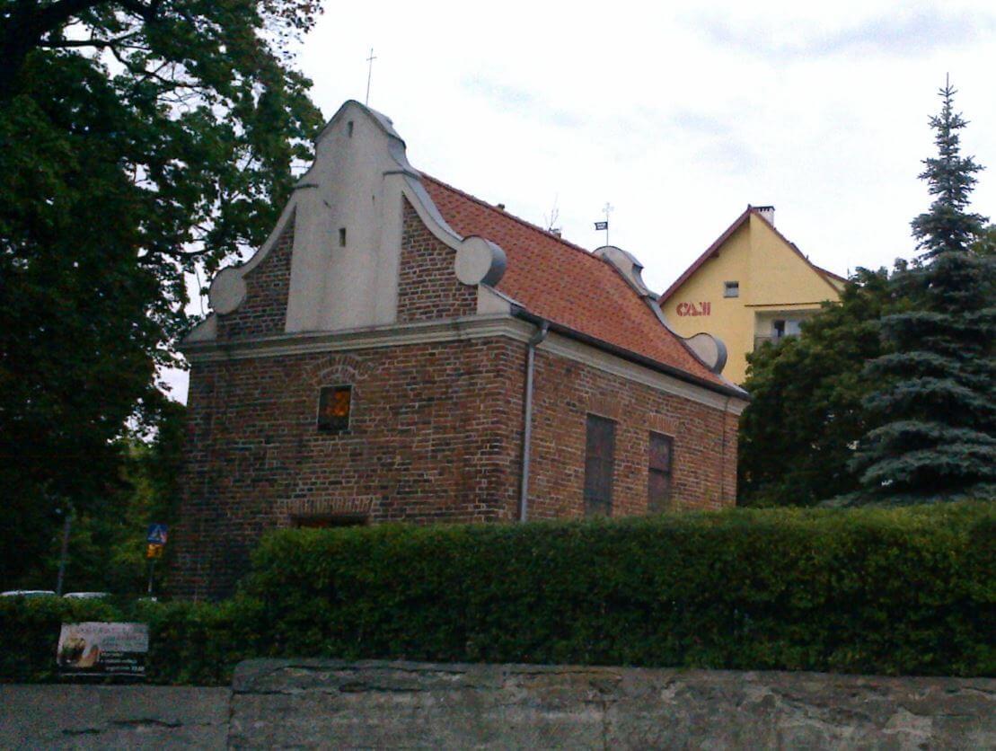 Kaplica Jerozolimska w Olsztynie