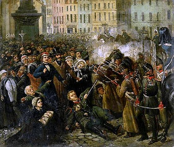 Massacre of Michal Landy 8th April 1861 - Opinie Olsztyn (debata Olsztyn)