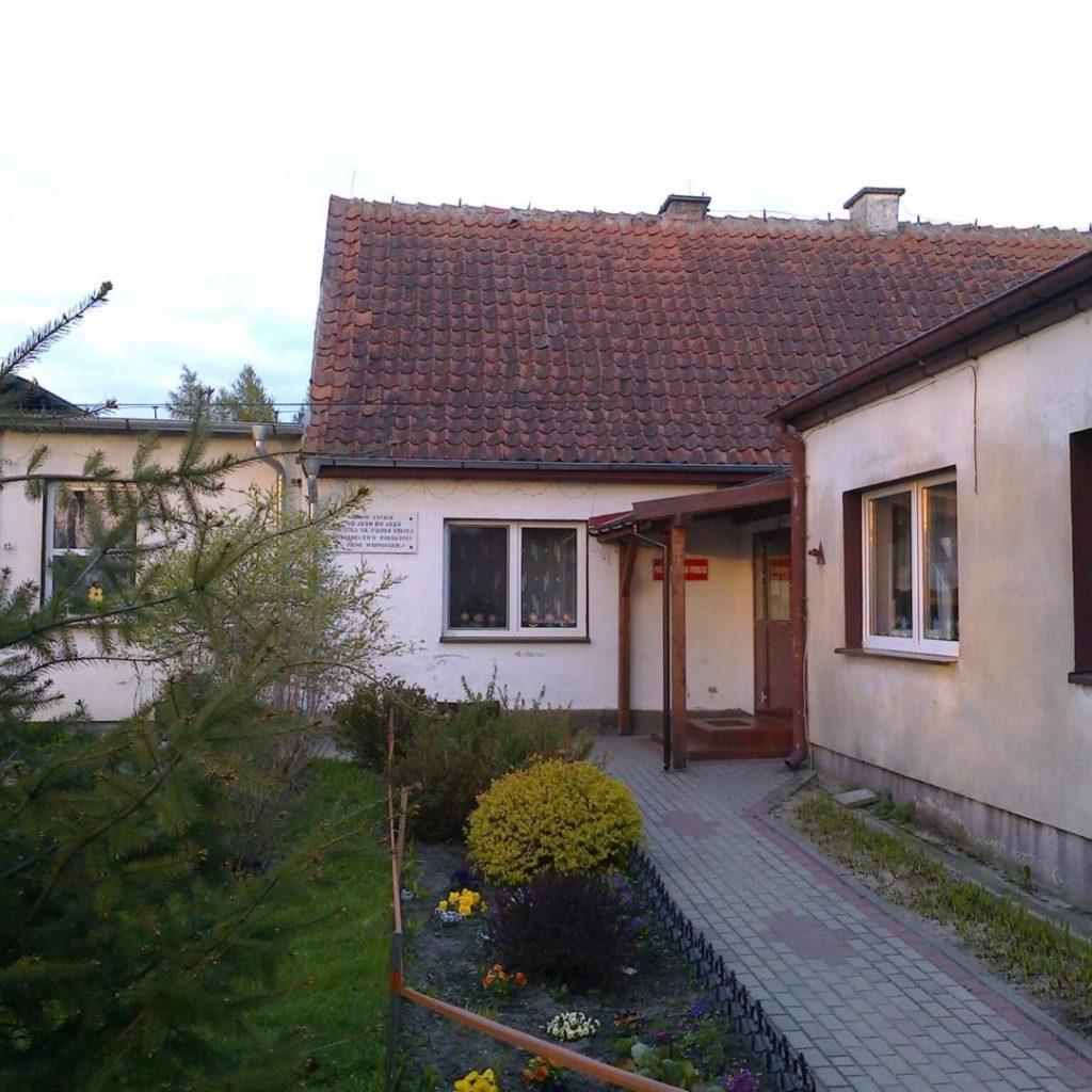 Purda –dom, wktórym, wlatach 1930-1939, miała siedzibę polska szkoła