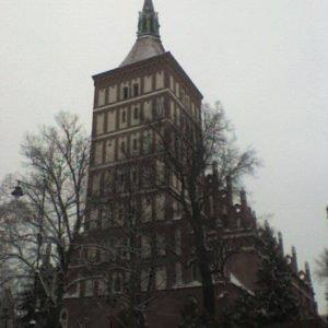 Kościół konkatedralny p.w. św.Jakuba wOlsztynie