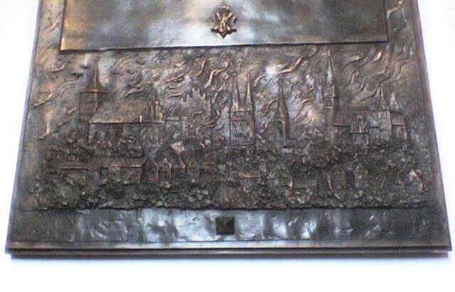 Pamiątkowa tablica 19.2.1945