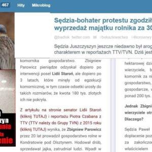 Hipokryzja opozycji dosięgnęła olsztyńskich sądów