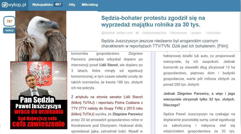 Juszczyszyn 30 tysięcy