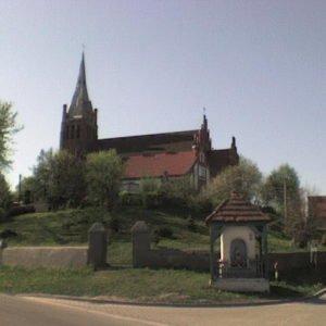 Kościół pw.św.Katarzyny wBrąswałdzie