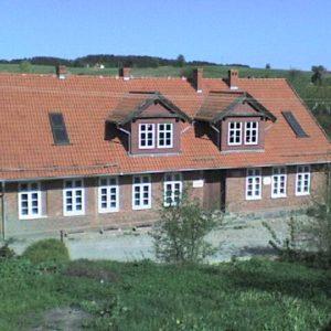 Budynek dawnej, brąswałdzkiej szkoły polskiej