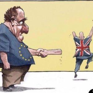 Good bye, EU!