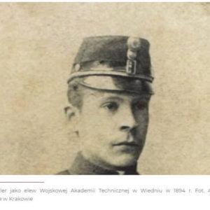 Józef Haller -1894 rok
