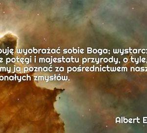 Wielki umysł opotędze Boga