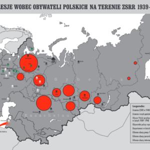 Represje wobec obywateli polskich naterenie ZSRS wlatach 1939-1959