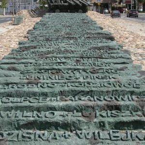 Pomnik Katyński wWarszawie