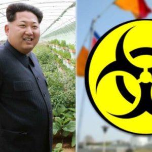 Korea. Kim Zong Un