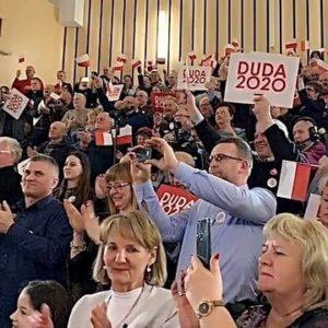 Andrzej Duda –zwyciężymy!