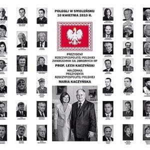 Wdziesiątą rocznicę tragedii smoleńskiej –okruchy pamięci…
