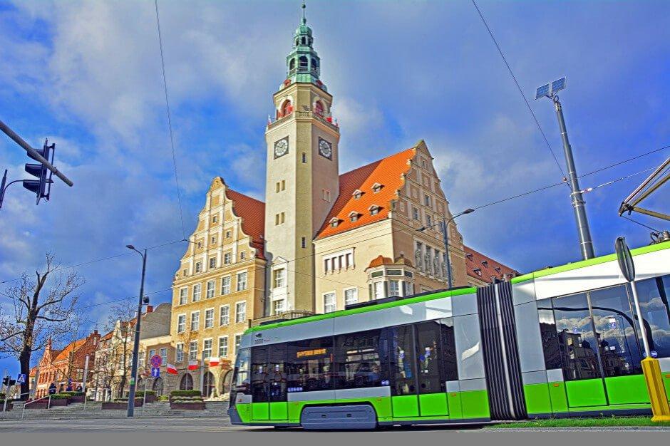 tramwaje Olsztyn
