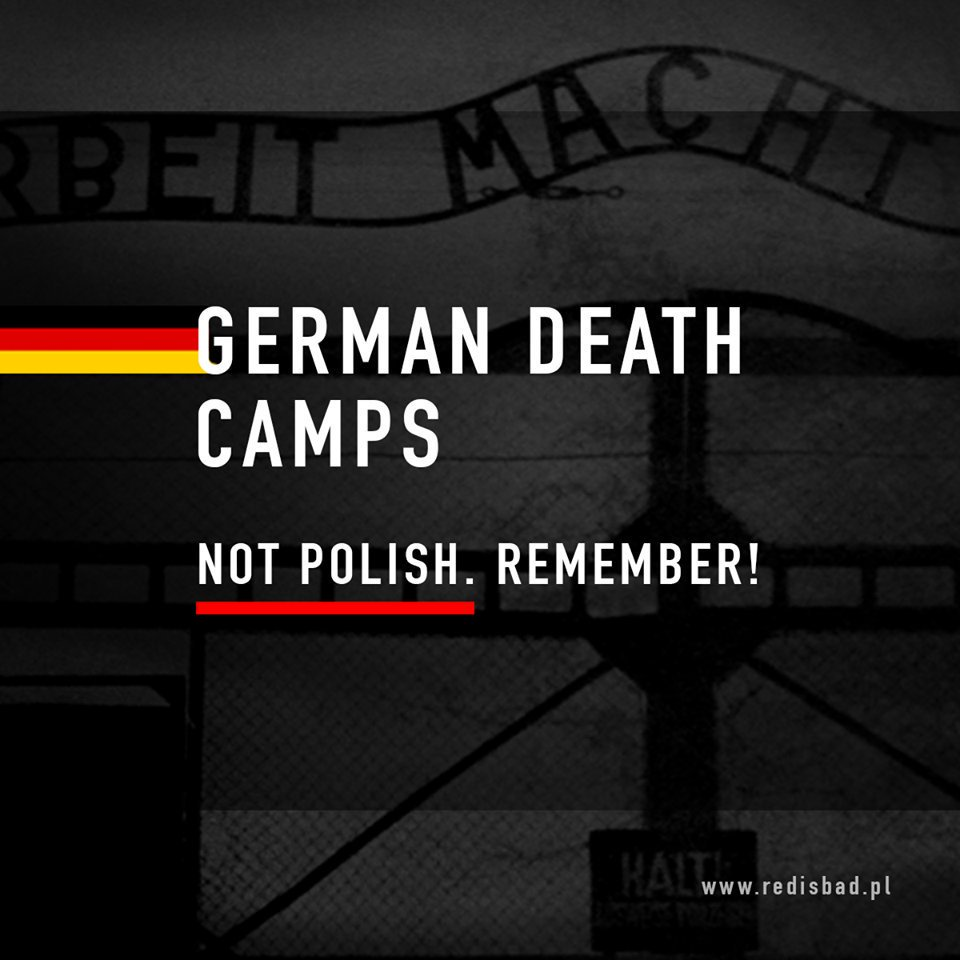 German death camps, not polish. Remember!