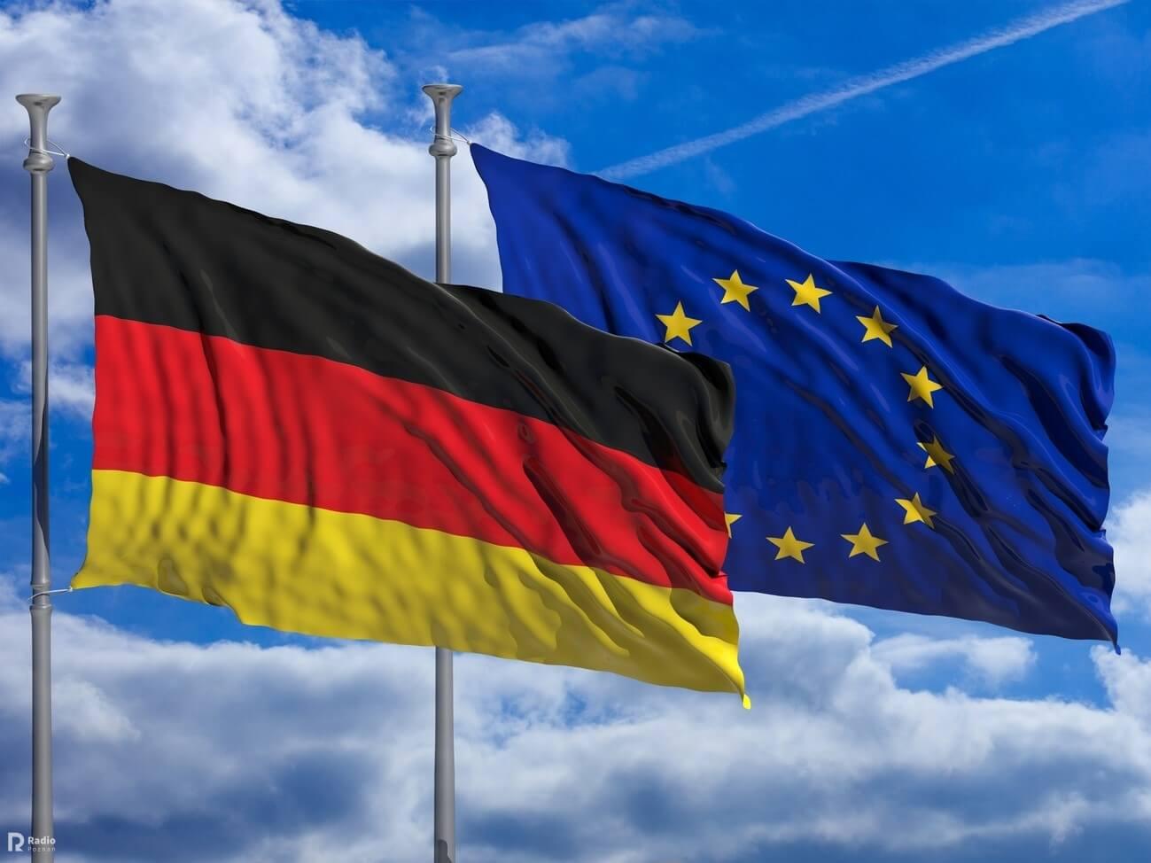 Niemcy, UE