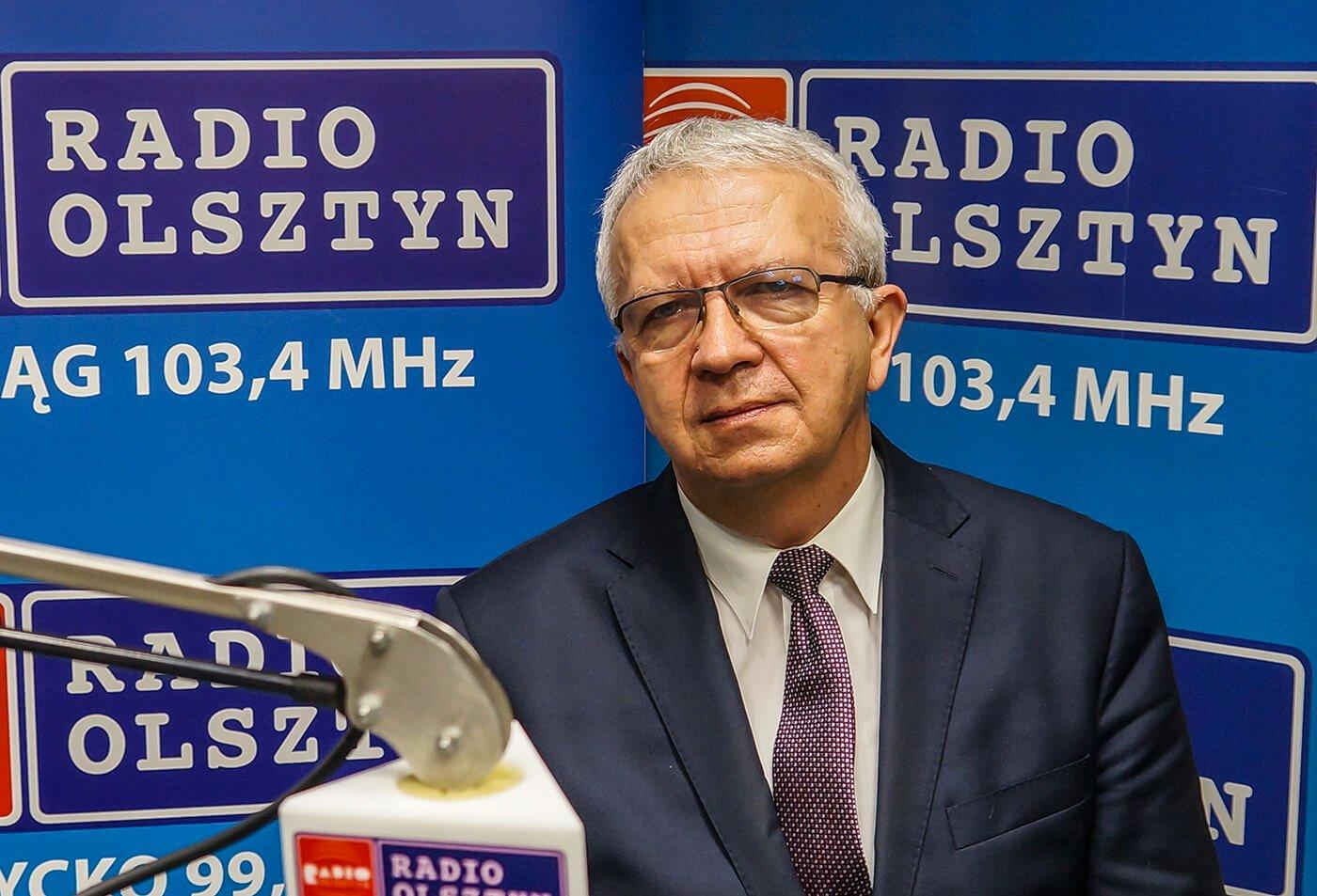 Krzysztof Marek Nowacki (fot. ro.com.pl)