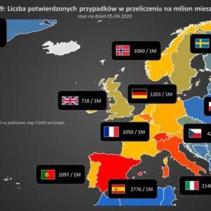 Polska zdaje egzamin. Polacy także