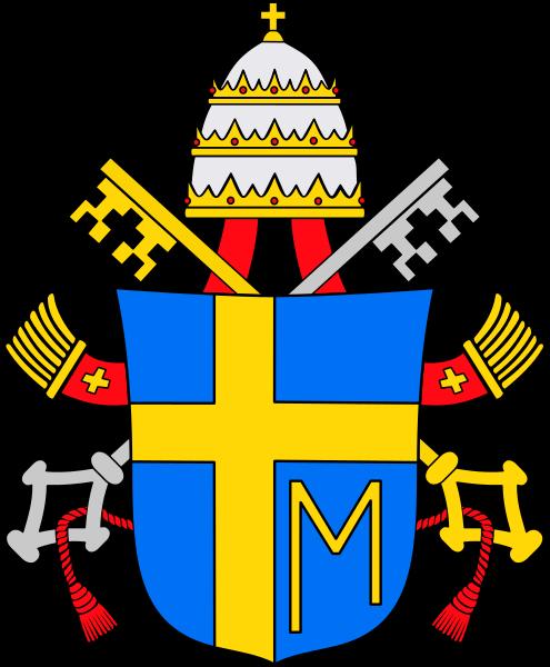 Herb papieski świętego Jana Pawła II