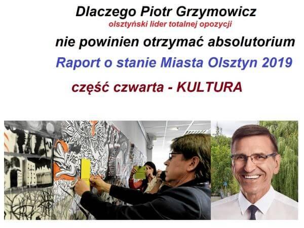 Grzymowicz 4 - absolutorium