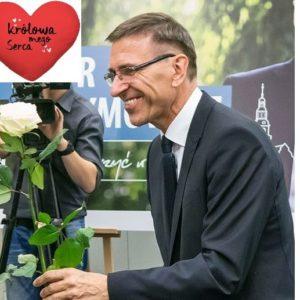 Elektryzujący romans Piotra Grzymowicza