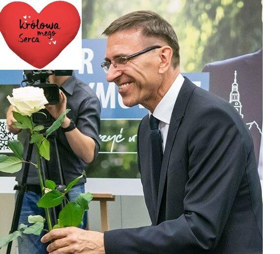 Igraszki miłosne Piotra Grzymowicza