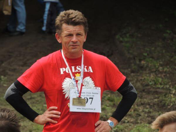 Wójt Bogusław Fijas