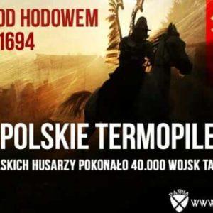 POLSKIE TERMOPILE, CZYLI BITWA PODHODOWEM – 11 czerwca 1694