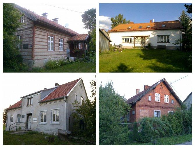 przedwojenne polskie szkoły na Warmii
