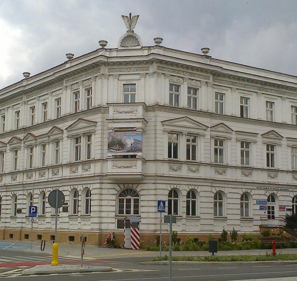 Dom Polski wOlsztynie –odczasu plebiscytu w1920 roku siedziba wielu organizacji iinstytucji ruchu polskiego naWarmii iMazurach, m.in.szkoły