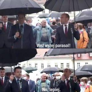 Trzaskowski Budka