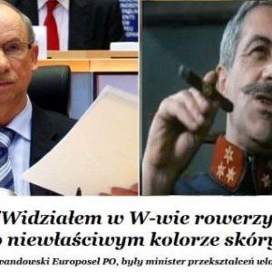 Rasa Panów wPolsce: Część 1 – Eurodeputowany Janusz Lewandowski