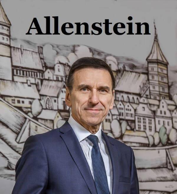 Piotr Grzymowicz - Allenstein