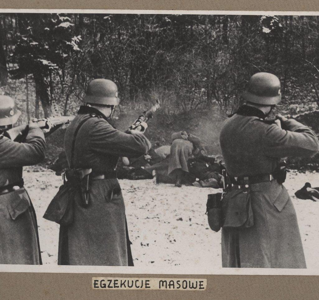 niemieckie egzekucje