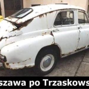 warszawa trzaskowskiego