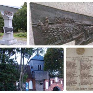 Ślady wojny polsko-sowieckiej wwojewództwie warmińsko-mazurskim