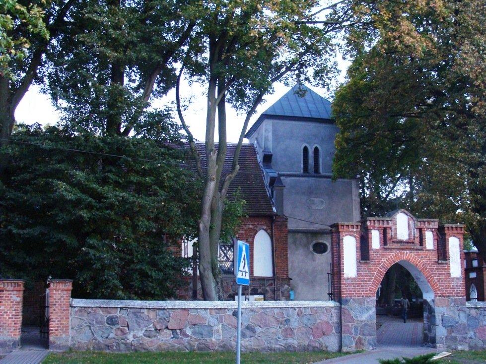 Kościół podwezwaniem Świętych Apostołów Piotra iPawła wLipinkach