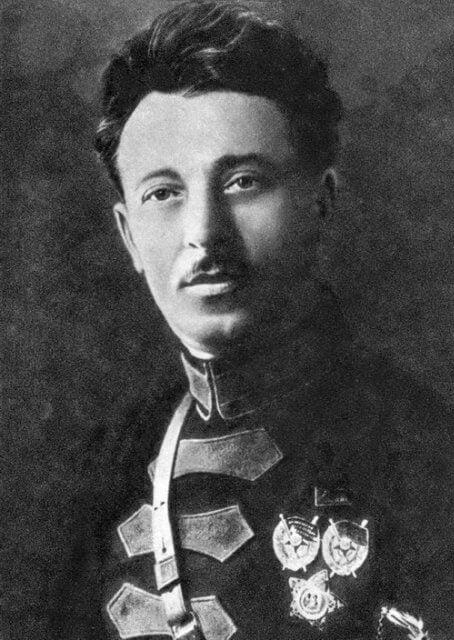 Gaja Dmitrijewicz Gaj