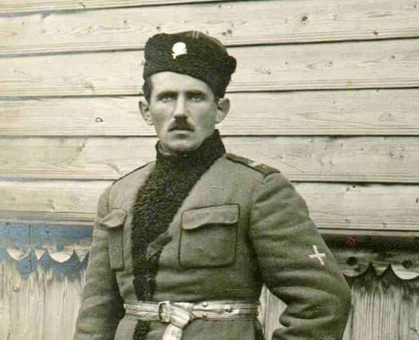 Generał Stanisław Bułak Bałachowicz