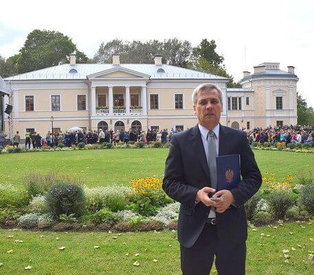 Jerzy Szmit, wtle Pałac wJaszunach