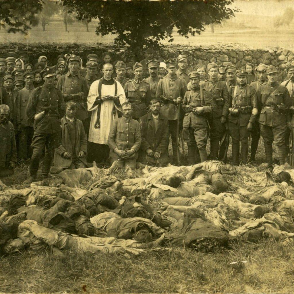 Pomordowani wewsi Lemanie
